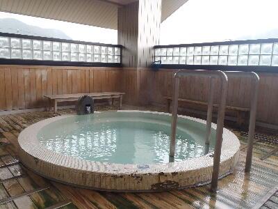 峠山パークランドオアシス館は高速道路直結のお風呂です