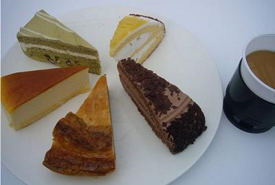 たなかの苺ケーキ