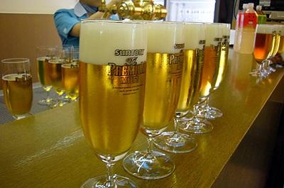 サントリー京都ビール工場