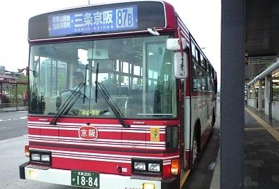 京阪バス87系統