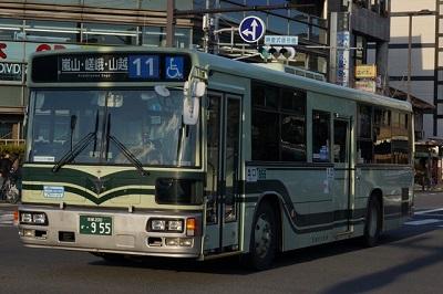 京都市バス11系統