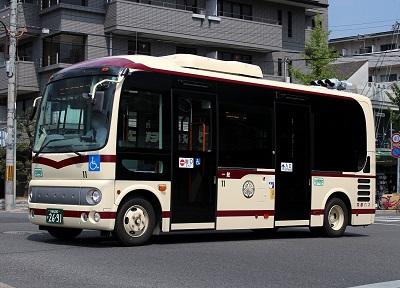 京都バス56系統
