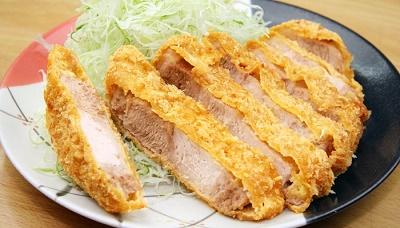成田とんとん亭トンカツ