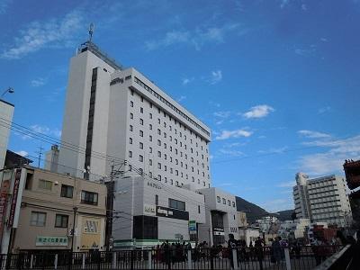 出島の湯ドーミーイン長崎