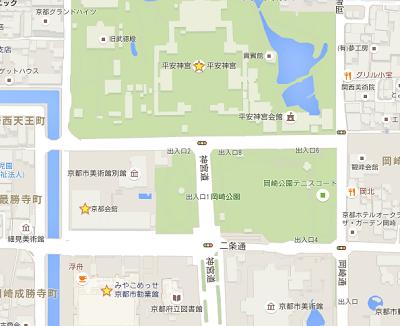 グーグルマップ複数地点5