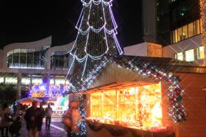ドイツクリスマスマーケット大阪2015