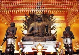 高幡不動尊金剛寺需要文化財